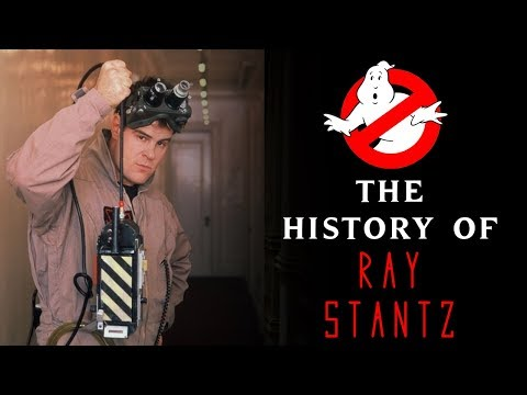 The History of Ray Stantz