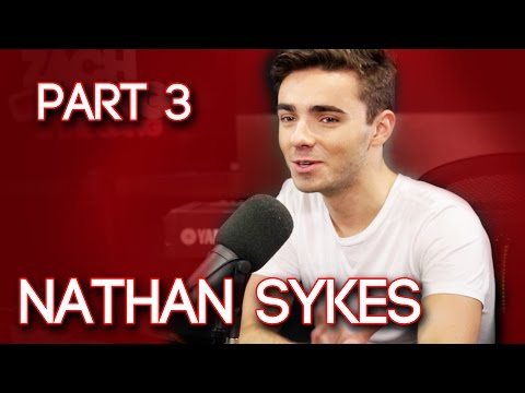 Nathan Sykes On Being An Older Brother