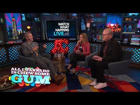 Sheryl Crow & Jim Gaffigan Share Fun Facts | WWHL