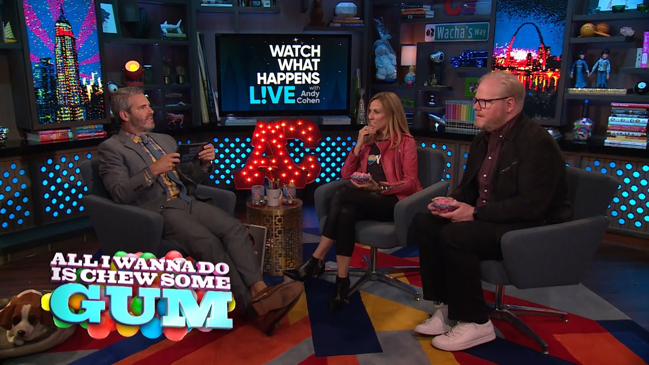 Sheryl Crow & Jim Gaffigan Share Fun Facts | WWHL