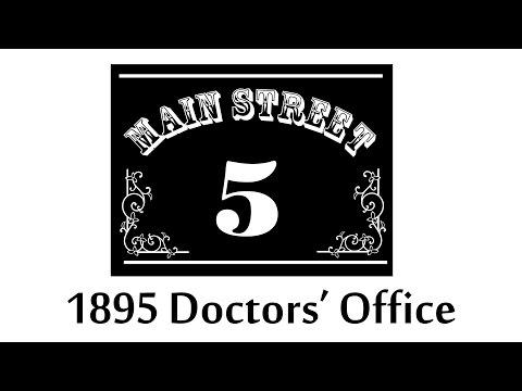 1885 Doctors Office