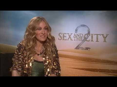 SATC 2 - Sarah Jessica Parker Interview
