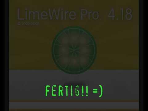 limewire 4.18 8