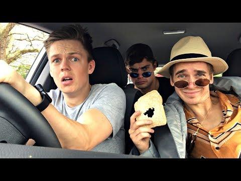TAKING MY BRITISH DRIVING TEST ft. Joe Sugg & Byron Langley