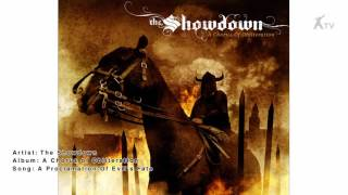 Watch Showdown A Proclamation Of Evils Fate video