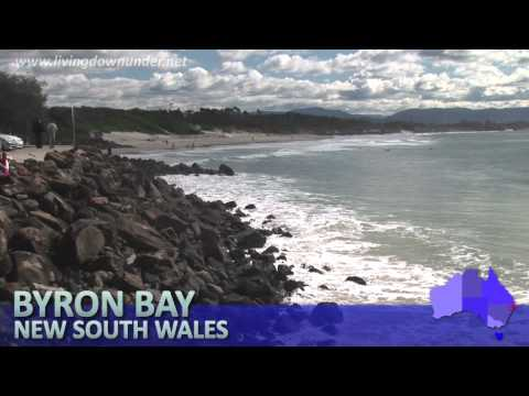 Byron Bay, Northern New South Wales, Australia - Moving to Australia watch this
