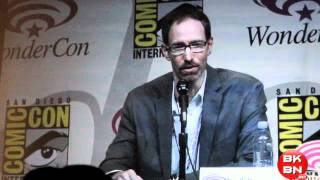 Superman VS The Elite Movie WonderCon 2012 Panel With Joe Kelly & Robin Atkin Downes