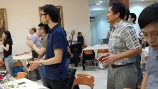 2018嘉基醫師節護理部帶動唱讓愛走動
