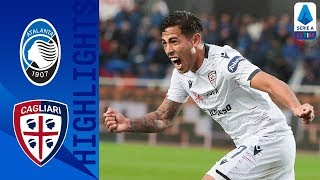 Atalanta 0-2 Cagliari | Superb Oliva Strike Seals Three Points | Serie A
