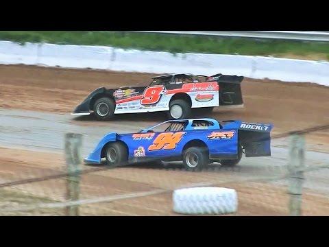 Late Model Heat 3 at Thunderbird Raceway on 5-13-17