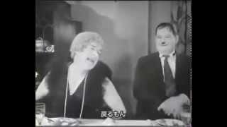 ローレル&ハーディ日本語字幕 TWICE TWO(1933)