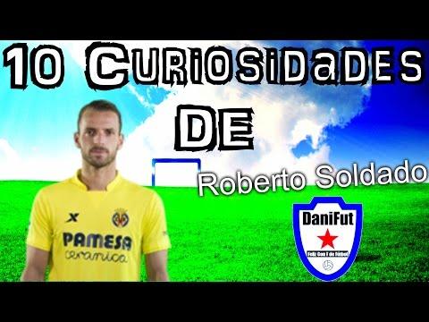 """10 Curiosidades de """"ROBERTO SOLDADO"""""""