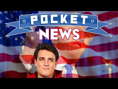 Palmer Luckey, Not So Nimble - Pocket News