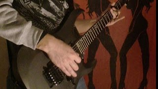 Better of Two Evils - Marilyn Manson(Guitar Cover)