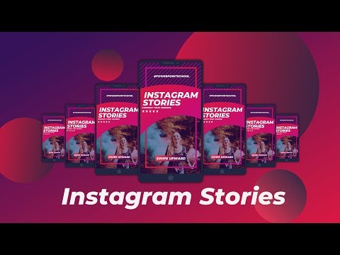 Make Animated Instagram Story In PowerPoint