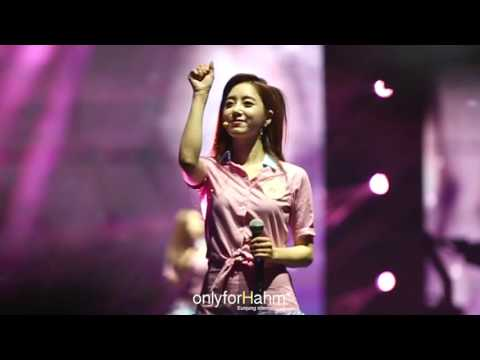 [Fancam] T-ara Eunjung - Why We Separate 우리 헤어진 이유 Shanghai concert