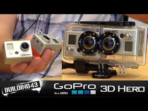 GoPro's 3D camera