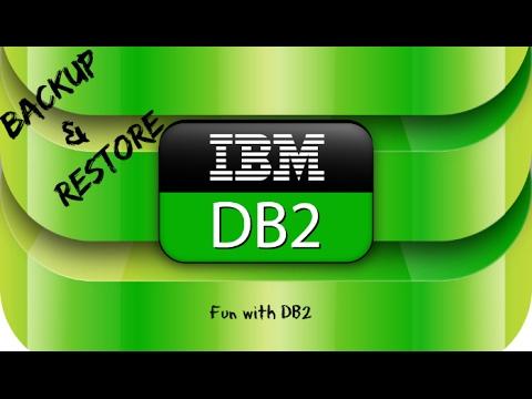 DB2 Basics Tutorial Part 16 - Backup and Restore