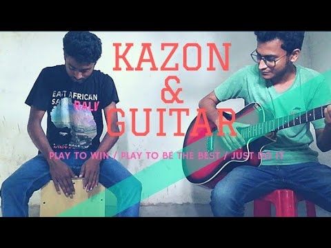 Flamenco technique 2 with || Guitar & Kazon || by GuitarTrick