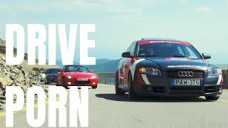 Drive Porn - Tour de Trans 2K17 I Adrenaline Rush Rally