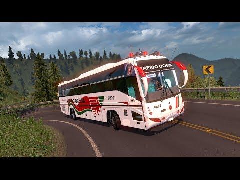 Colombia | Bus AGA Polaris de Manizales a Bogotá