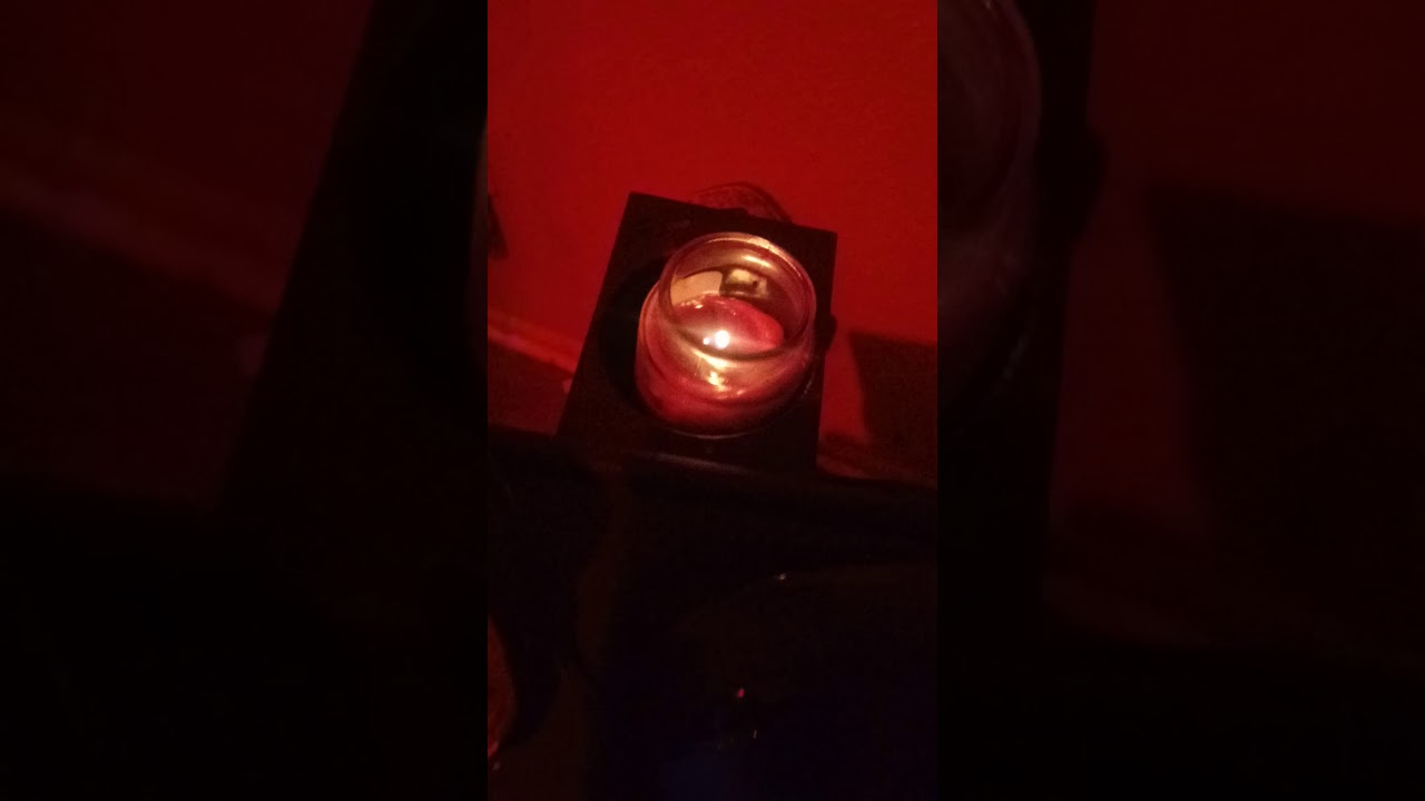 Hellfire candle