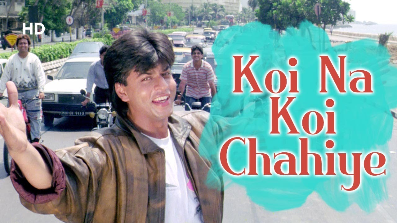 Koi na koi chahiye pyar karne wala hd deewana song for Koi phool na khilta song download