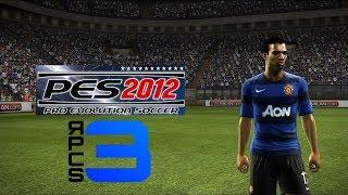 Pro Evolution Soccer 2012 - RPCS3 TEST