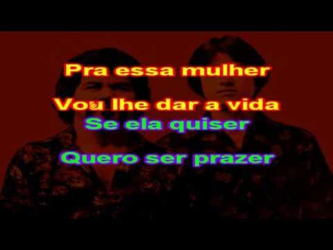 Matão e Monteiro - Proposta - karaoke