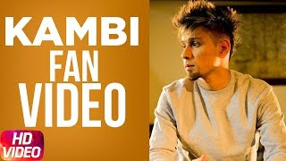 Kambi | Mohabbat | Fan Video | New Song 2018 | Speed Records