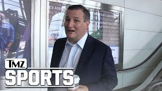 Ted Cruz to Jimmy Kimmel, 'Glad I Sent You Home With a Loss!' | TMZ Sports