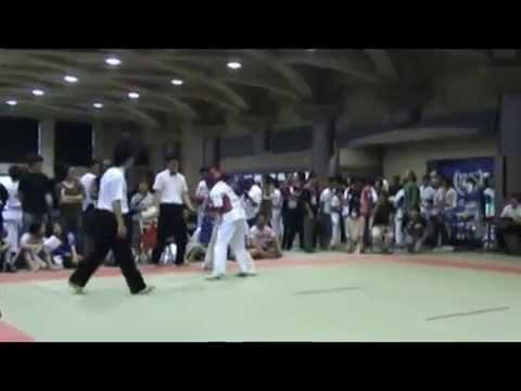 Shin Karate Match