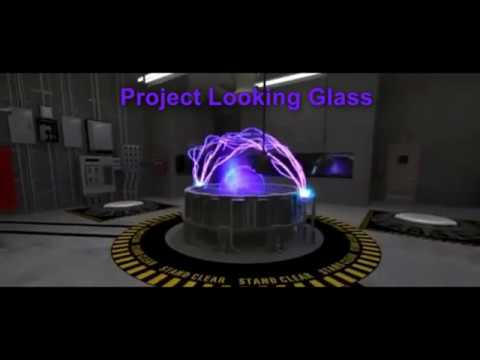 PROJECT LOOKING GLASS - ALIEN TECHNOLOGY USED FOR TIME LENSING
