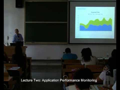 Lecture 2   Application Performance Monitoring 1 - Joe Rustad