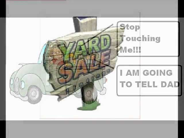 "Yard Sale - Original Song by Tom ""Po"""