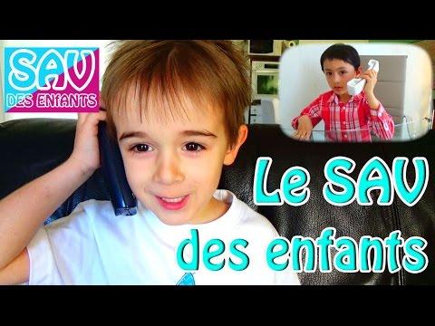HUGO FAIT SON SHOW 4 : Le SAV des enfants! - ANGIE LA CRAZY SÉRIE -