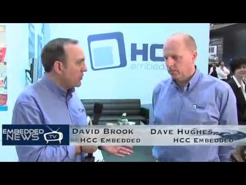 HCC Swissbit demonstrate Failsafe SD Card System, Dec 2013