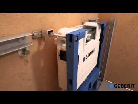 Instalace geberit duofix youtube for Cisterna geberit