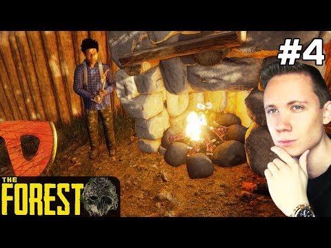The Forest PL Gameplay [#4] WSPÓLNY Domek... /z Paweł
