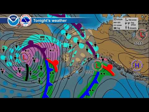 February 18, 2018 Alaska Weather Daily Briefing