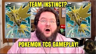 Pokemon Trading Card Game ONLINE!(Today I played the pokemon trading card game online for your amusement and enjoyment. I hope you enjoy the video! You've been asking me to play for quite ..., 2016-08-07T22:59:56.000Z)