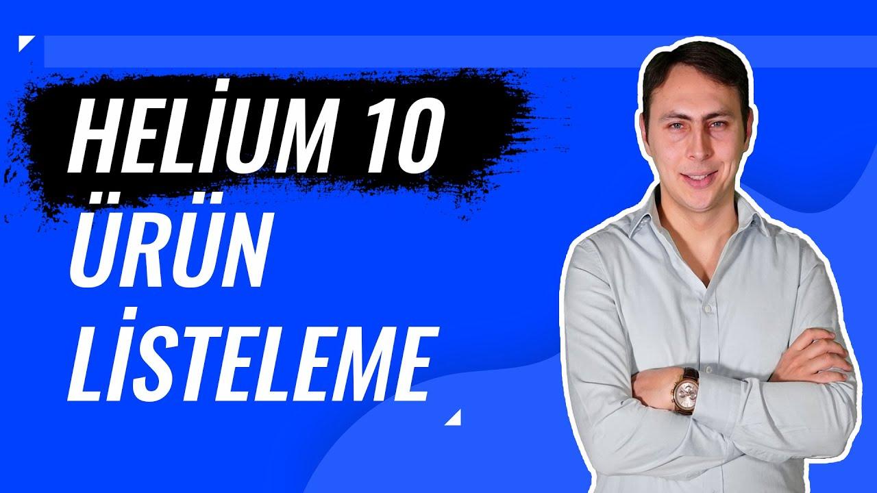 helium 10 youtube