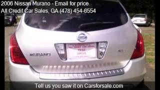 2006 Nissan Murano for sale in MILLEDGEVILLE, GA 31061 at th