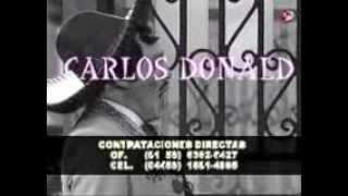 JORGE NEGRETE Y PEDRO INFANTE EN PARODIANDO, EN LA VOZ DE CARLOS DONALD, INF. (55)54099805