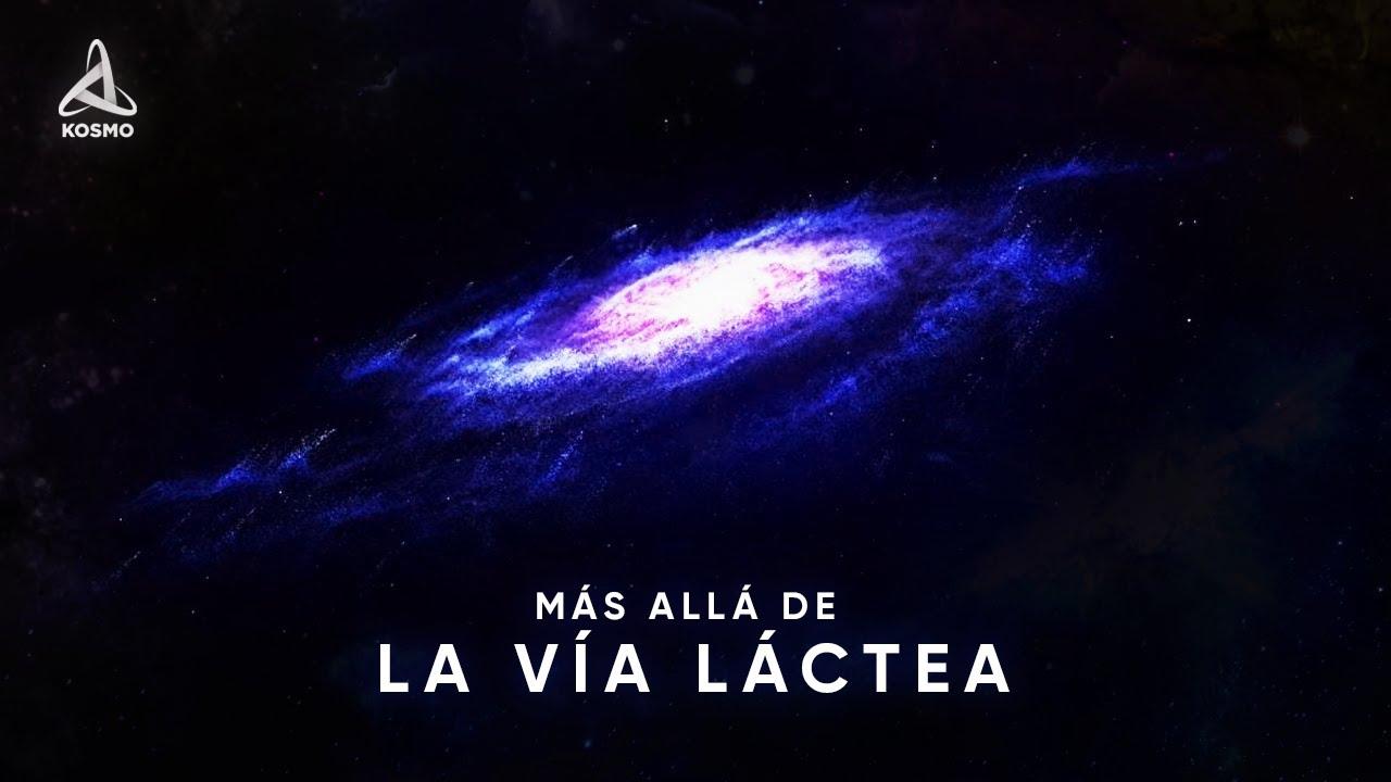 ¿Qué hay más allá de la Vía Láctea? Espacio intergaláctico