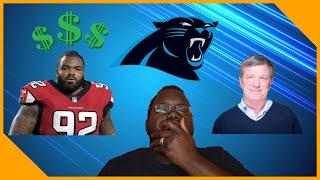 Carolina Panthers Sign Dontari Poe!!! Marty Hurney A Good GM?!!!!| LCameraTV