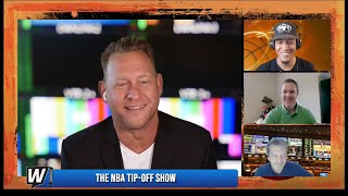 NBA Picks and Predictions   Free NBA Playoff Picks   Tip-Off Show for June 24