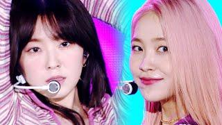 Red Velvet - Zimzalabim (짐살라빔) + Power Up [Music Bank Ep 998]