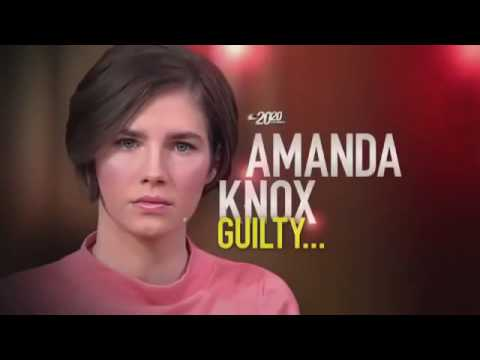 2020  Amanda Knox Guilty  Again