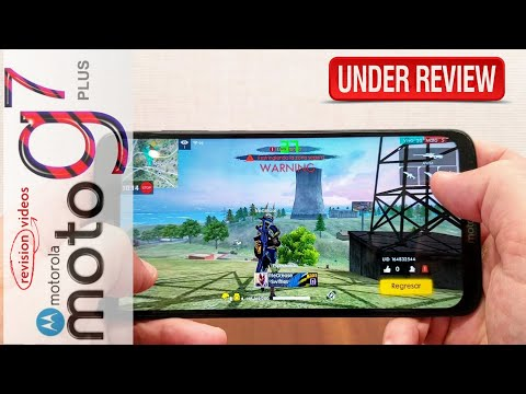 Análisis (Review) MOTOROLA MOTO G7 PLUS (vs G6 PLUS)